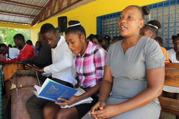 Kobonal Haiti Mission Mass